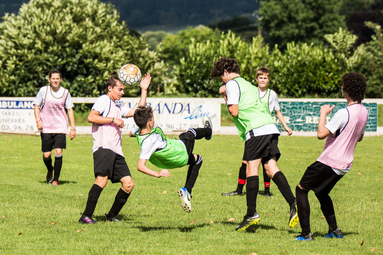 stage football bretagne