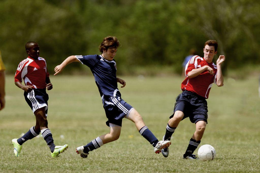 jeune joueur foot